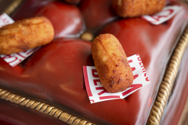 Jaleo Disney Springs chicken fritters