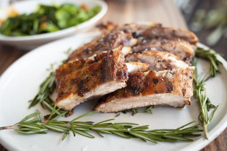 Jaleo Disney Springs pork ribs
