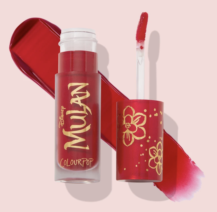 Mulan ColourPop Strong Chi liquid lip