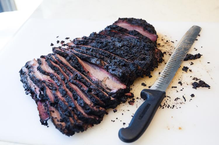The Polite Pig beef brisket