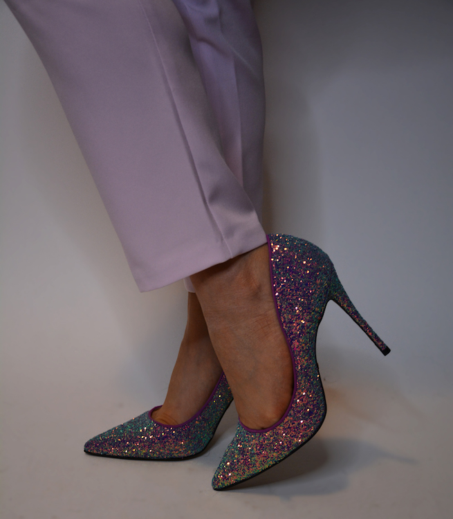 Rapunzel DisneyBound Shoes