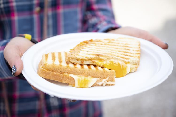 Vivoli il Gelato Four Cheese Panini