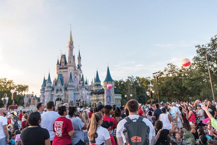 Crowds, Coronavirus and Disney World