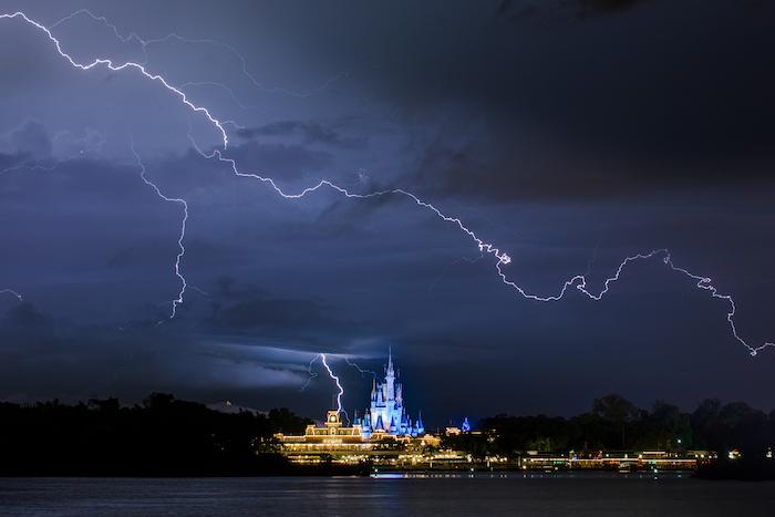 Magic Kingdom Lightning
