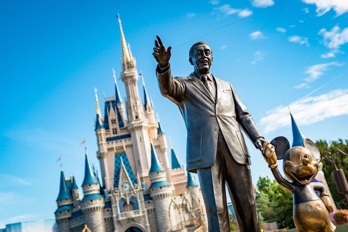 Walt Disney and Worry