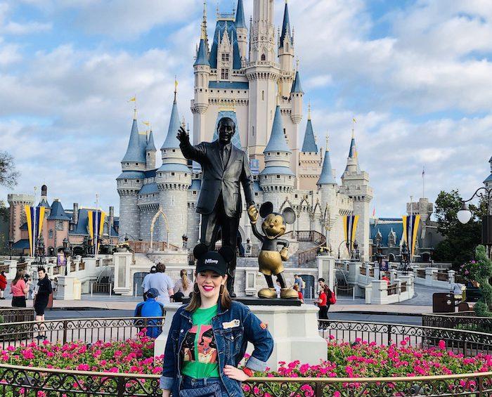 Single at Disney World
