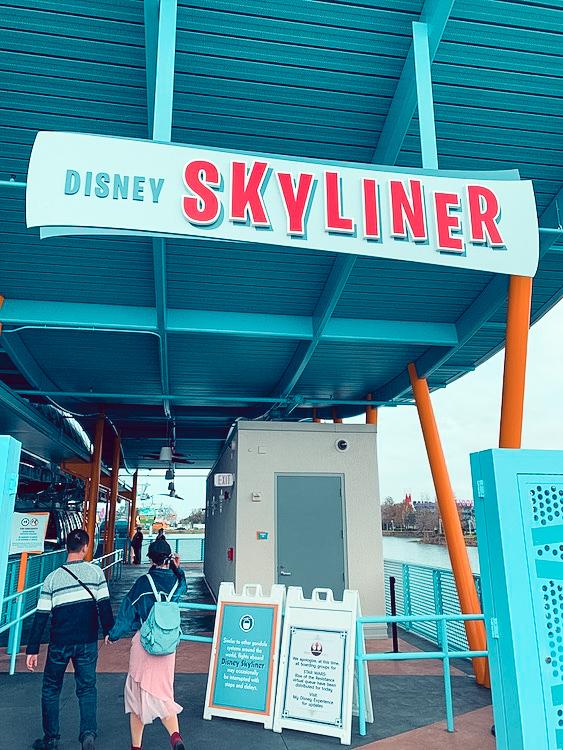 skyliner station