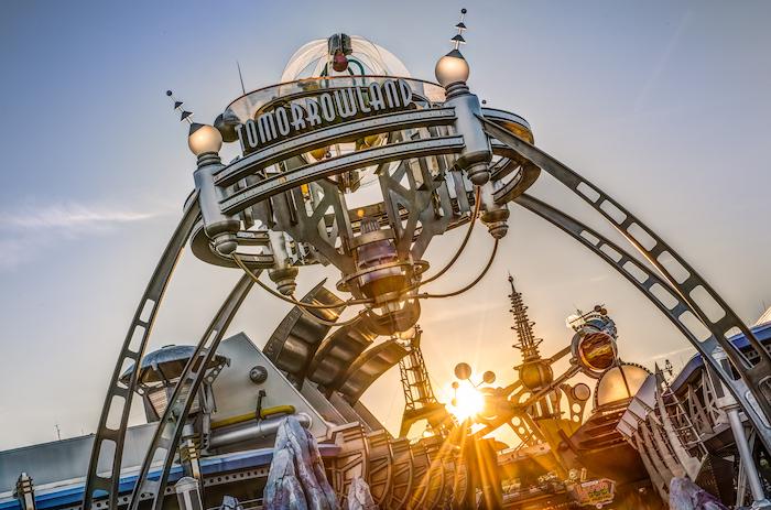 Imagine Tomorrowland