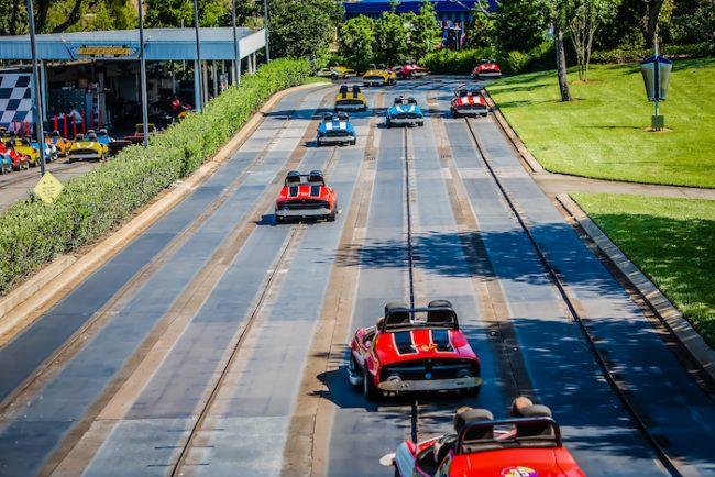 Imagine Tomorrowland Speedway