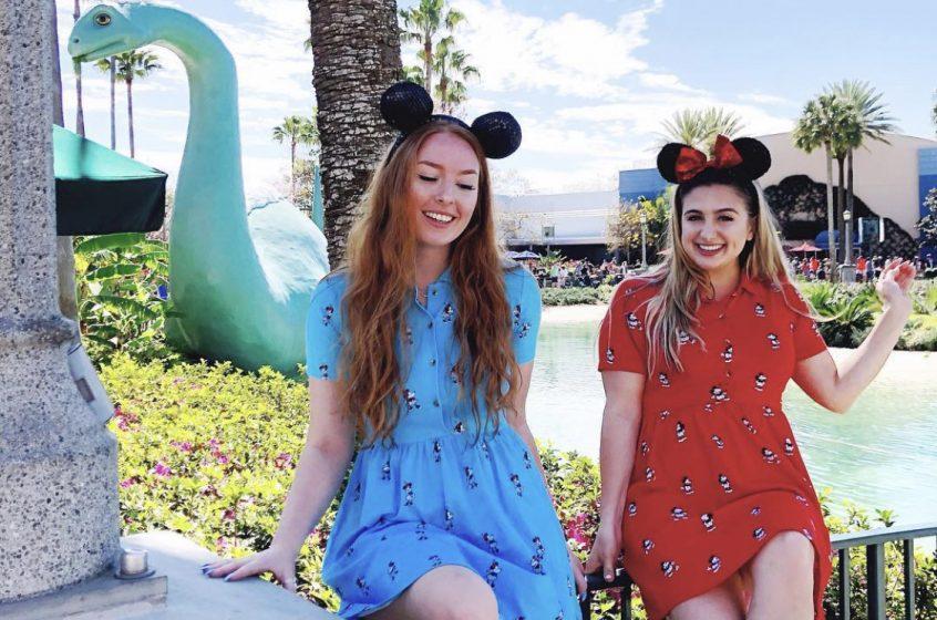 Best Friend DisneyBounds