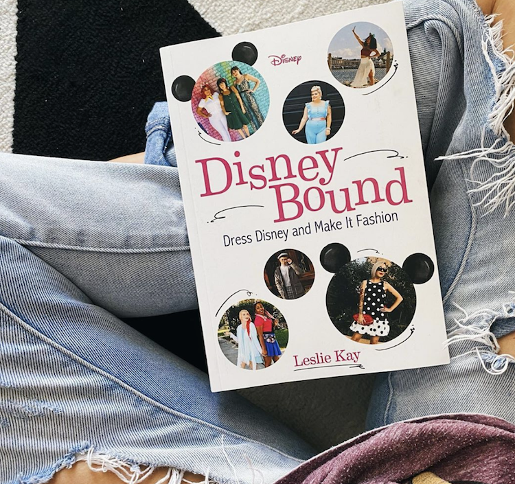 DisneyBound Book Leslie Kay