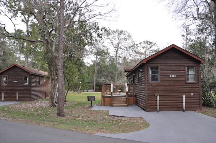 Fort Wilderness Cabin Disney Cabins