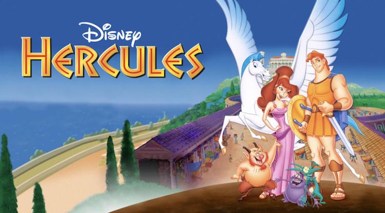 Hercules - Disney+