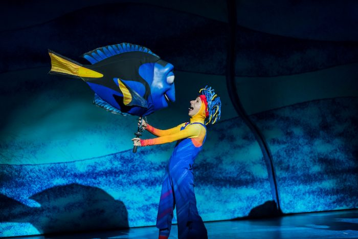 Finding Nemo the Musical dory