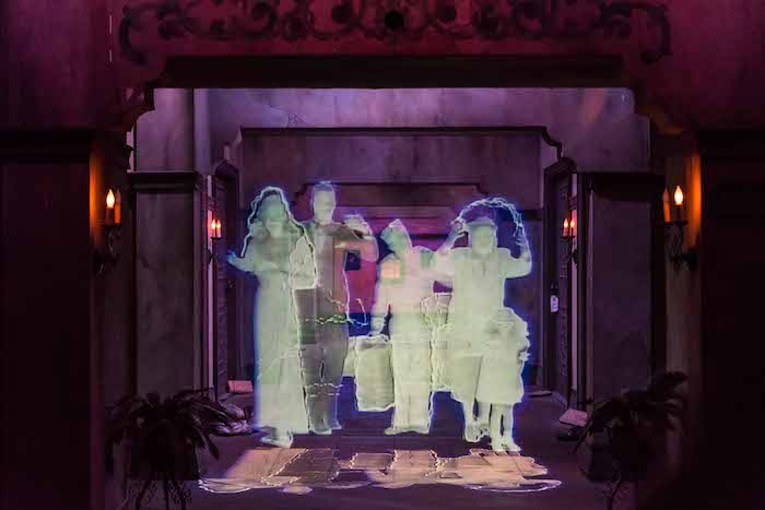 Tower of Terror's opening day