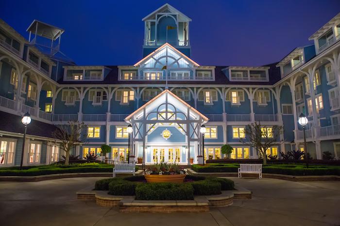 Disney Hotel Tours