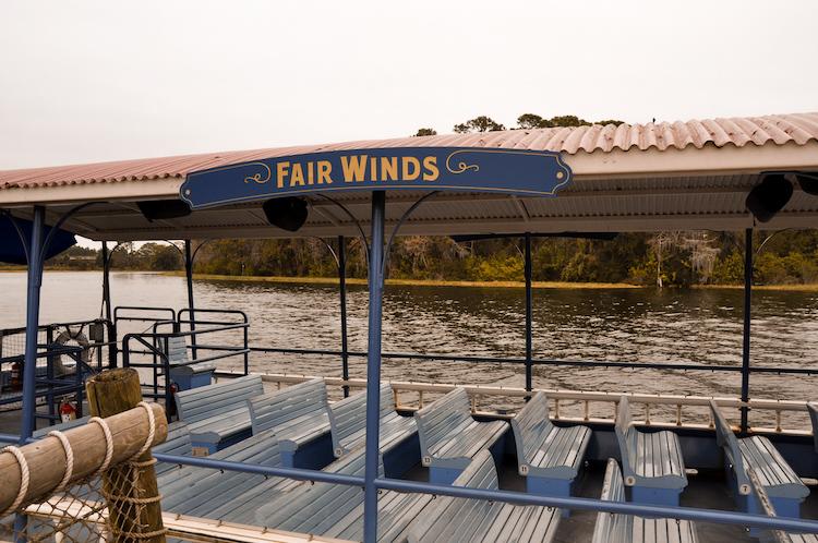 fort wilderness boat