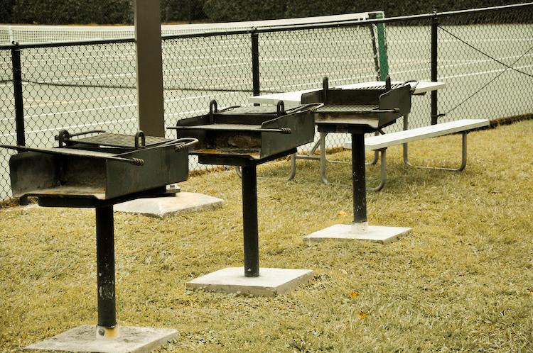 fort wilderness grills