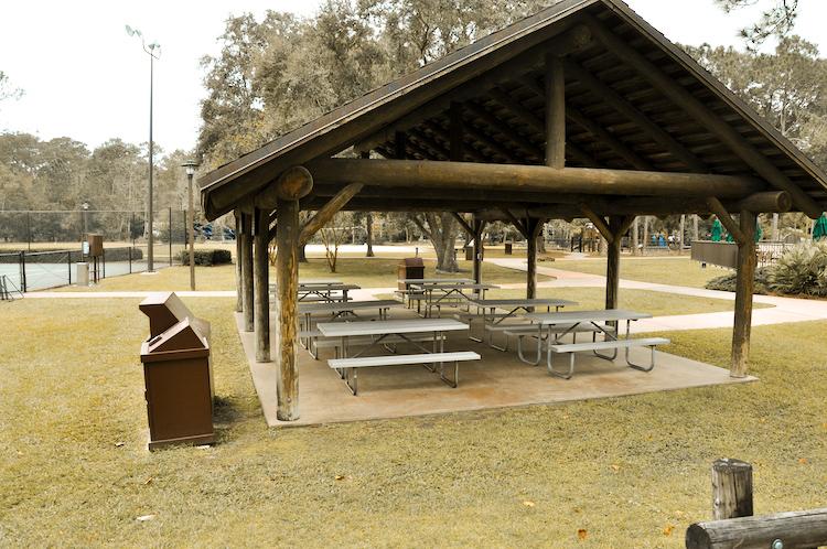 fort wilderness picnic