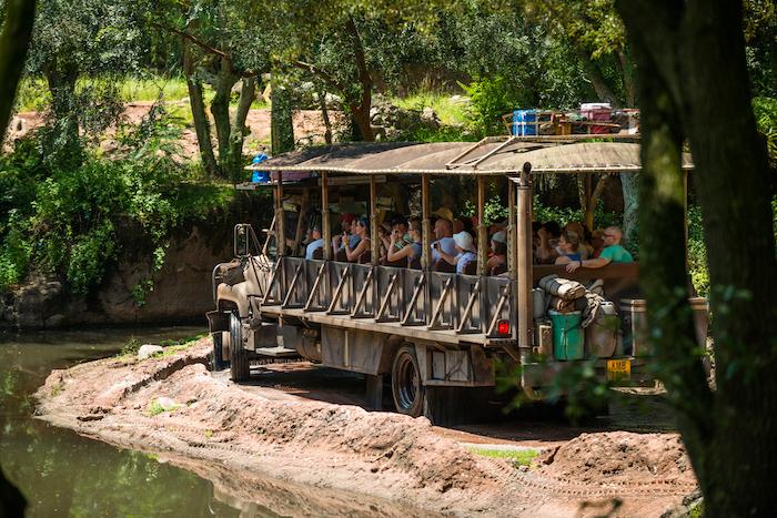 Kilimanjaro Safaris Jeeps