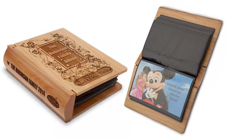 Disney graduation present photo album