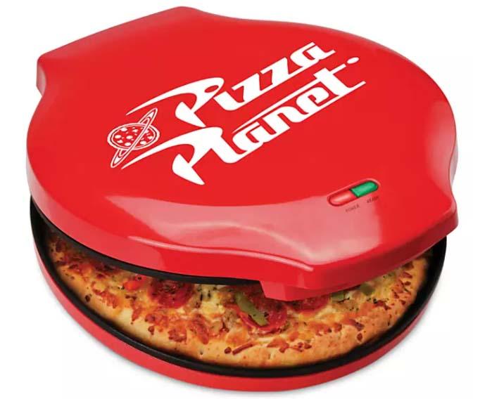 Disney graduation present pizza maker
