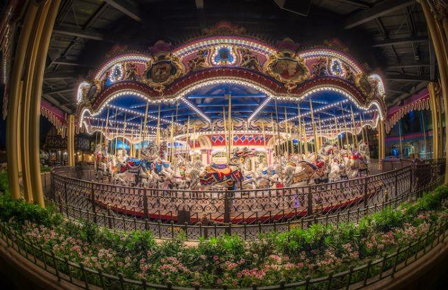 Carrousel Fantasyland