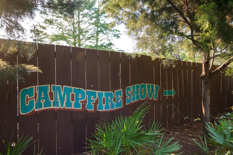 Campfire Fort Wilderness Underrated Disney Resorts