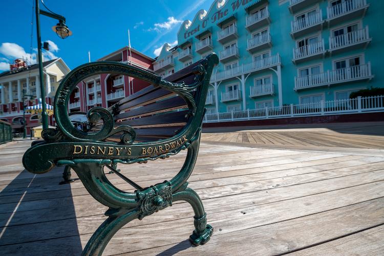 Disney World Resorts Open