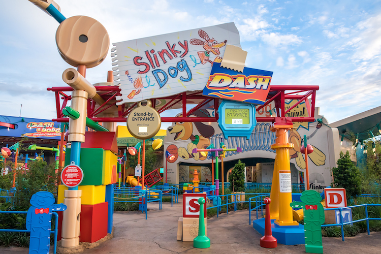 Easter Egg Slinky Dog Dash Toy Story Facts