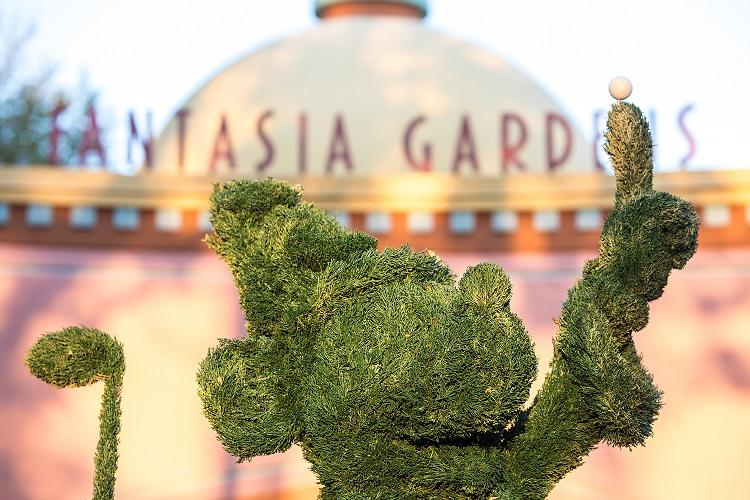 Fantasia Gardens walt disney world
