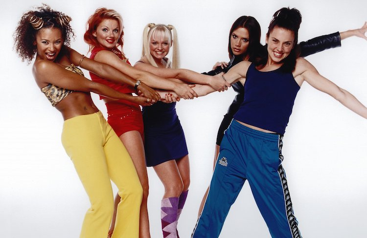 The Spice Girls - The Muses Hercules