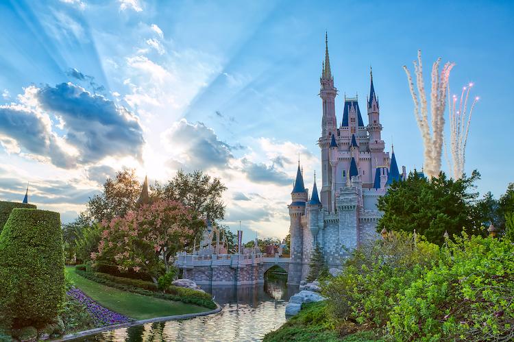 cinderella castle weenie - disney castles