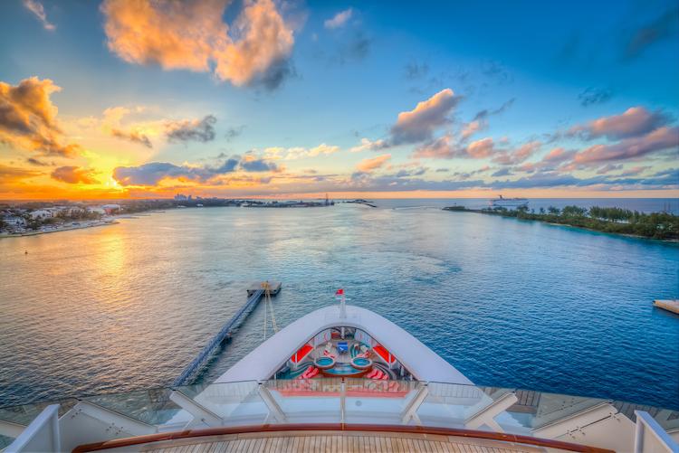 On Board Disney Cruise Line flex reservations