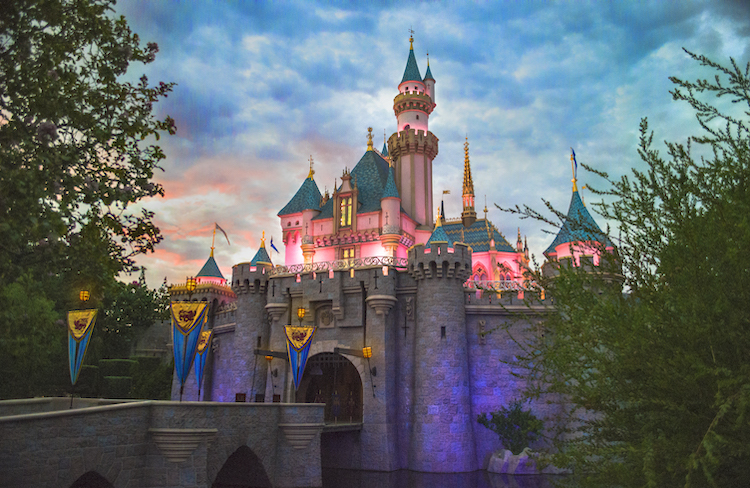 Sleeping Beauty Castle Disneyland delays Reopening