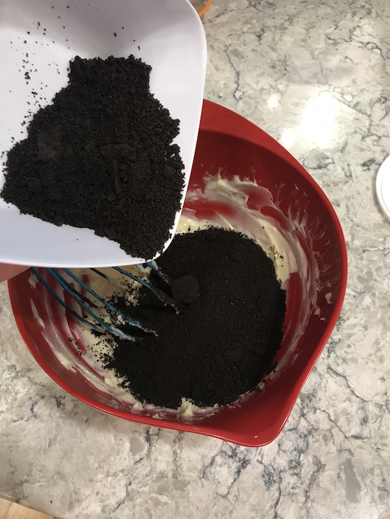grey stuff recipe mixing