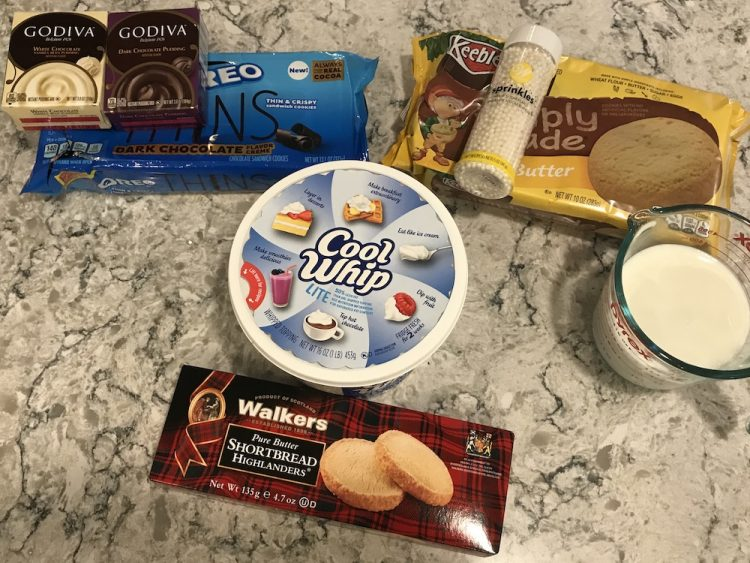 grey stuff recipe ingredients