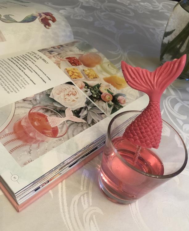 Mermaid Tail Drink