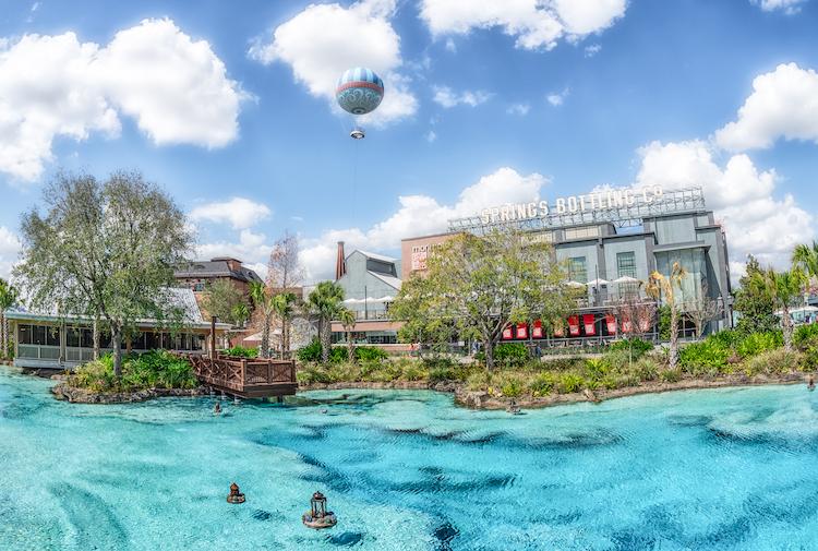Views at Disney Springs Facts