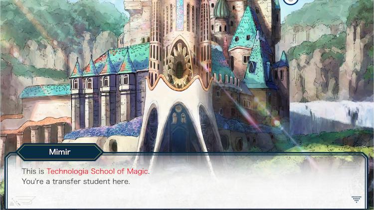 Technologia School of Magic