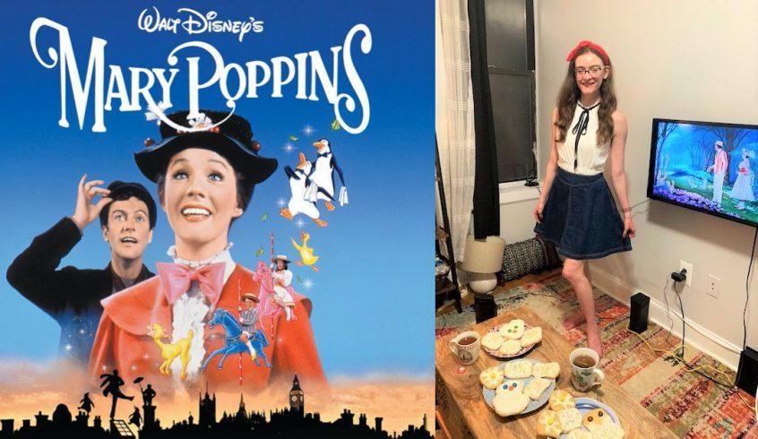 Mary Poppins Watch Party Reddington