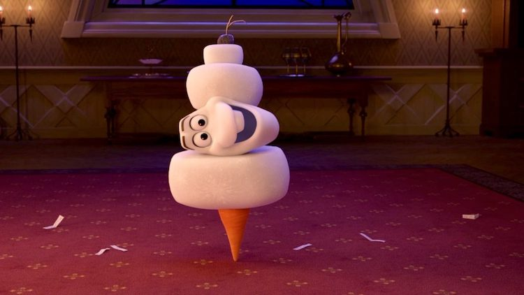 charade in frozen 2