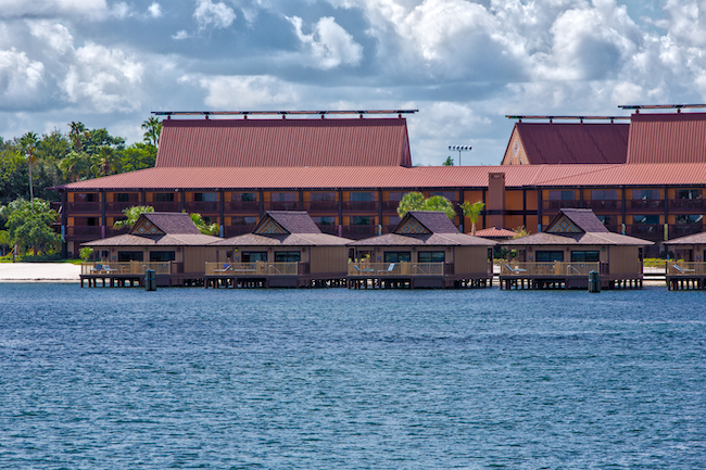 Polynesian village resort closed
