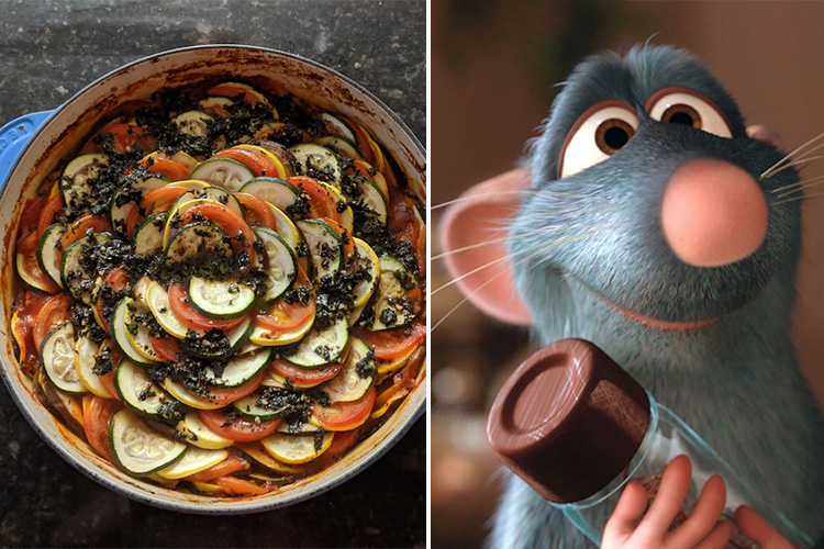 Cooking From Disney Movies Anyone Can Cook This Ratatouille Recipe Wdw Magazine
