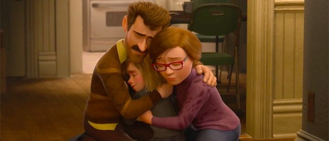 riley and family inside out screenshot