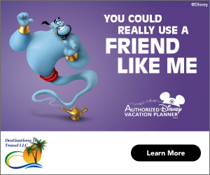 Book a Disney Vacation Genie D2T
