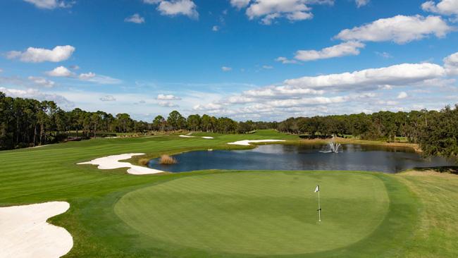 Four Seasons Orlando Schoolcation golf course