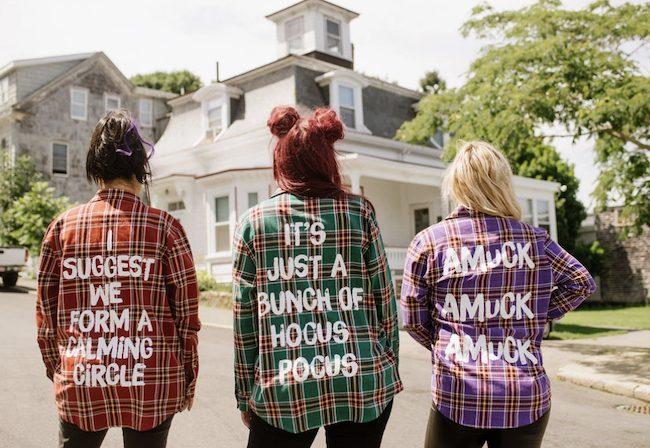 Hocus Pocus Flannels Cakeworthy