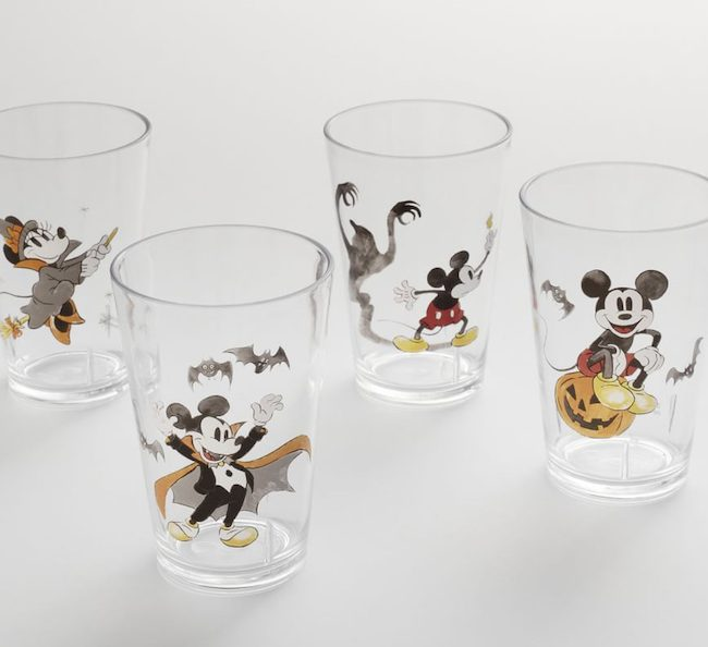 Mickey Cups pottery barn and disney halloween