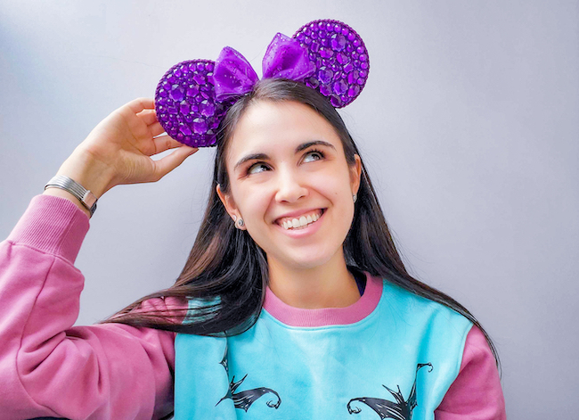 make your own minnie ears tatjana